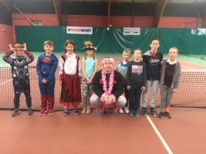 Carnaval Tennis Club Loon Plage