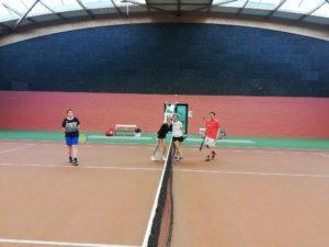 Double Surprise Tennis Club Loon Plage