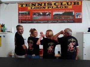 Het Lindeboom Tennis club loon plage