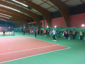 Journée Jeu & Match Tennis club loon plage